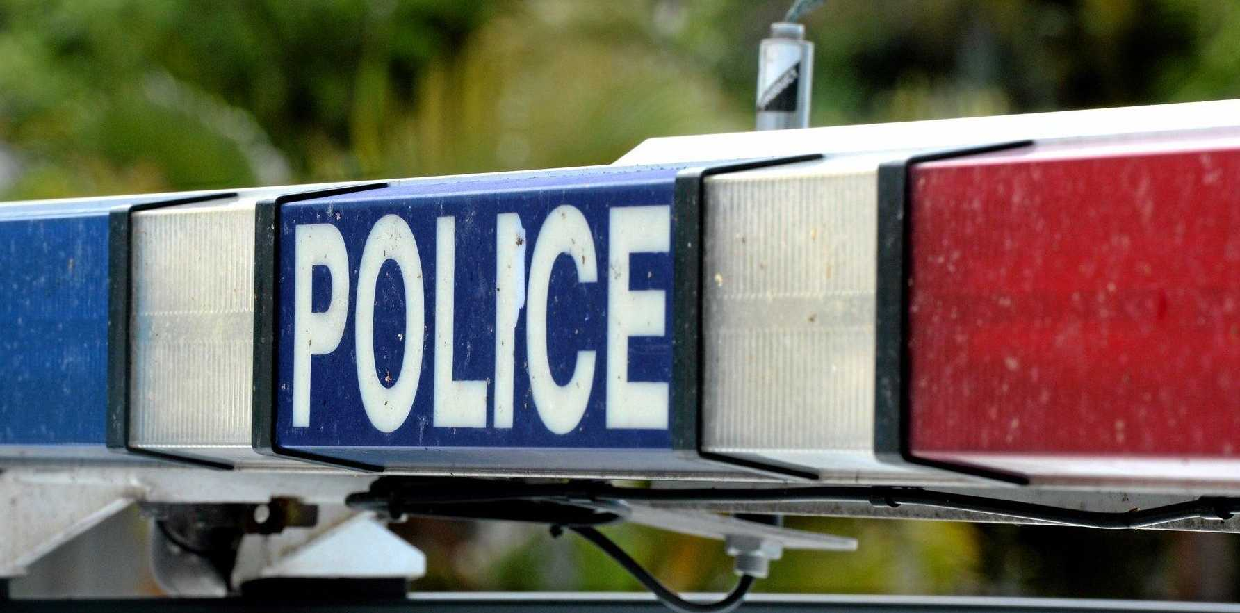 Emergency services are currently on scene at two separate accidents on the Warrego Highway at Prenzlau.