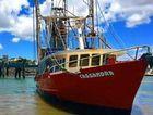 CORONIAL INVESTIGATION: The Cassandra sank on April 4 with Bundaberg fishermen David Chivers, 36 and Matt Roberts, 60, on board.