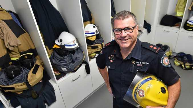 Buderim Fire Station Captain Jon Karas has been awarded an Australian Fire Service Medal as a part of the Queen's Birthday Honours.