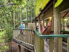 Tourism marketing photography for Narrows Escape Rainforest Retreat.