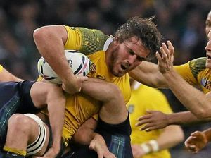 Wallaby Douglas nearing return to action