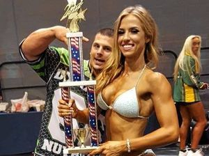 Toowoomba woman rises to pinnacle of world bodybuilding