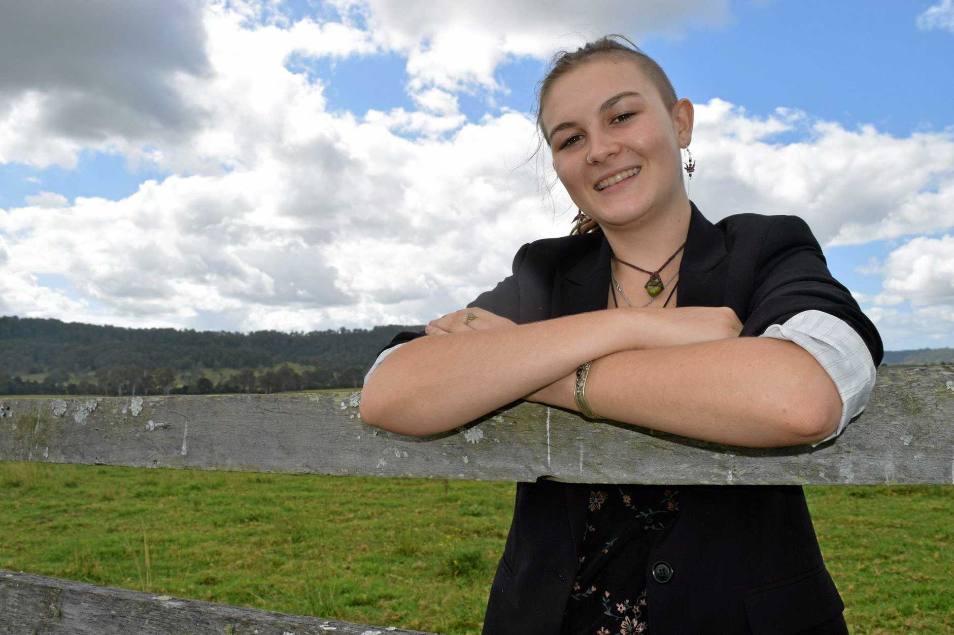 Greens candidate for Page, Kudra Falla-Ricketts, has issued a challenge to other Page candidates to take on the official pollution-free politics pledge.