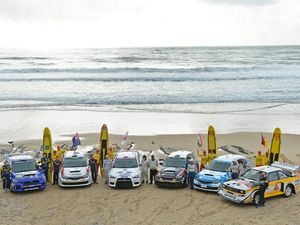 Top class entry for Sunshine Coast's QLD international rally