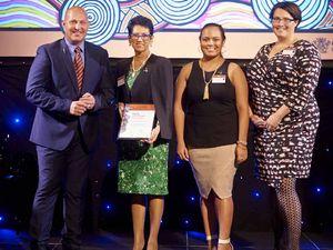 Rockhampton medical practice receives award