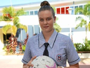 Dream come true for 15-year-old netball player