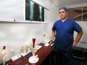 'It will fall apart': Tweed Hospital bone surgeon