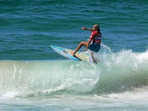 Coast labelled world's best base for female surfers