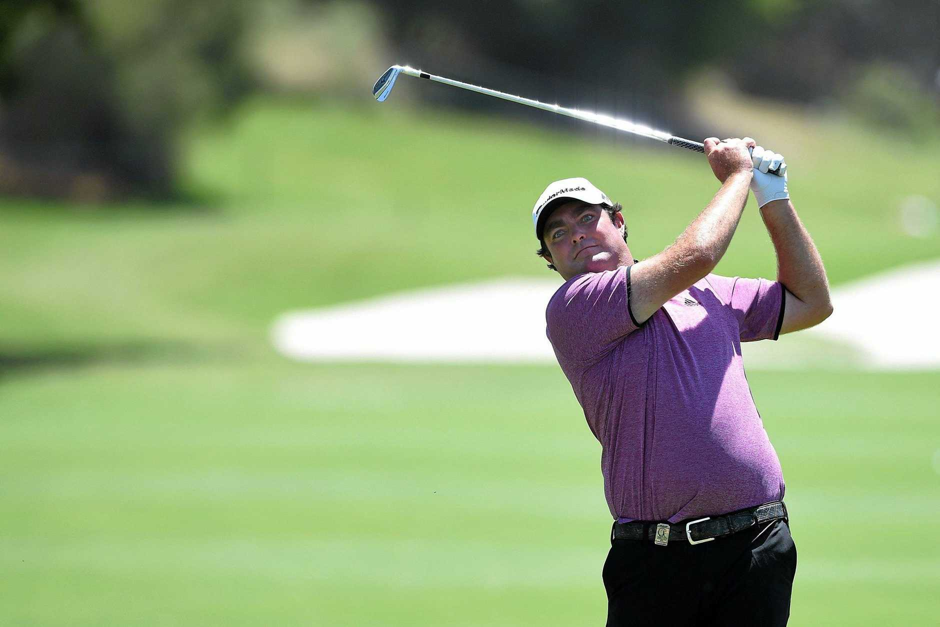 BIG TEST: Steven Bowditch will compete on the difficult Oakmont course in the US Open.