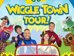 MAD RUSH: Wiggles tickets sell like hot potatoes