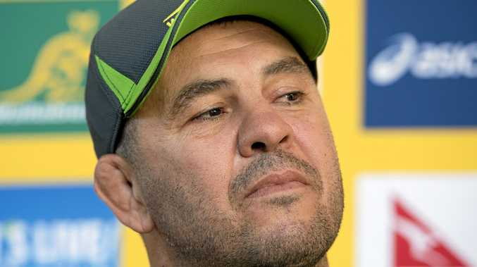 Wallabies coach Michael Cheika has rung the changes for the second Test with England.