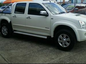 Holden Rodeo went missing in Gladstone last night
