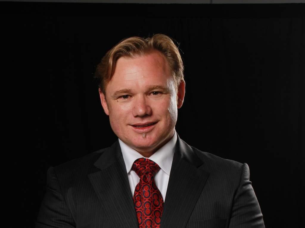 Senate candidate Tony Moore