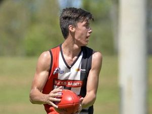 BITS Saints AFL team has chance to cement spot in top four