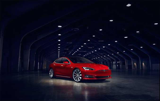 2016 Tesla Model S 60. Photo: Contributed