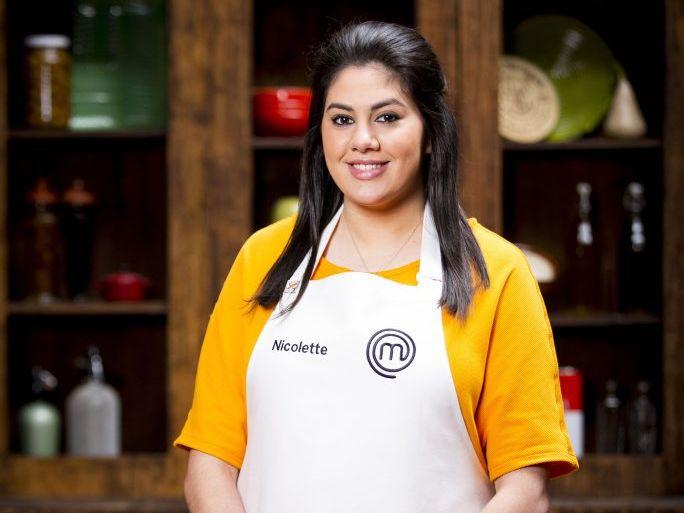 MasterChef Australia contestant Nicolette Stathopoulos.