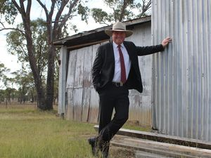 WATCH: Barnaby Joyce in Southern Downs ahead of New England Hwy funding announcement