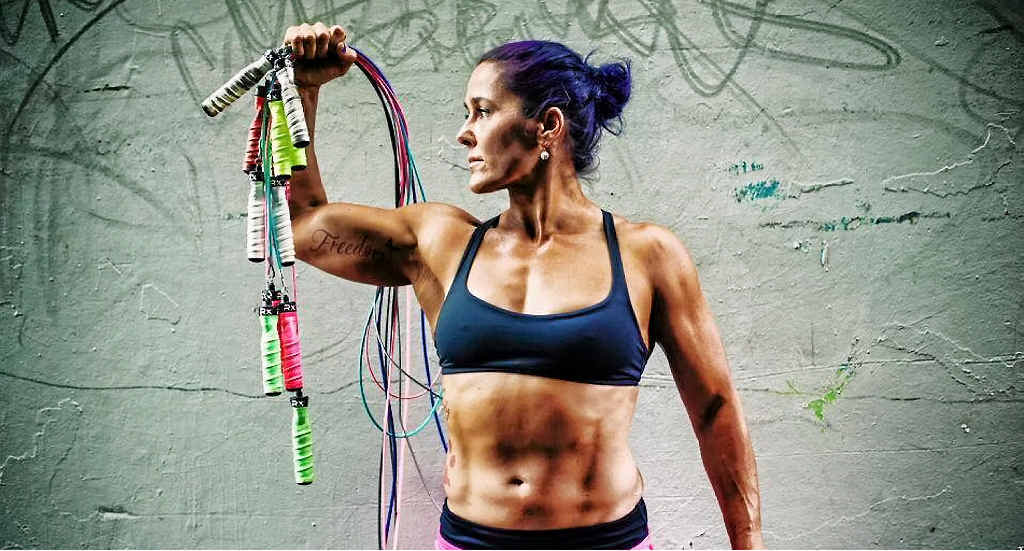 RUN: Amanda Allen is a two-time CrossFit world champion, a former professional triathlete, cyclist and high-kneel canoer. But when she visits Emerald and Moranbah Run for MI Life, she will talk about her struggles with depression.