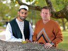 Sunshine Coast Muslim community members Abdul Malik and Ky Jeffers are fasting for Ramadan.