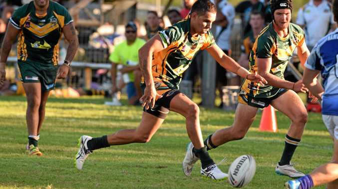Orara Valley will be on the attack against Sawtell at Coramba tomorrow.