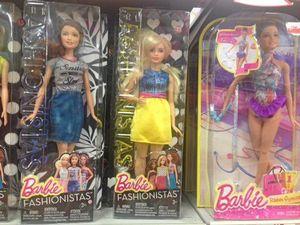 Curvy Barbie on Bundy shelves is a good thing