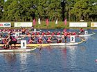 RACING: The Dragons Abreast regatta will be held today and tomorrow.