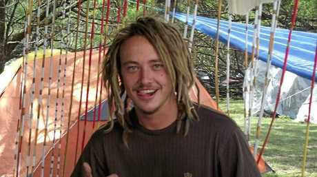 David Gallagher, 24, died at an unauthorised 'rave' near Grafton last weekend.