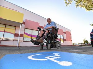 Wide Bay candidates warned to not forget disabled