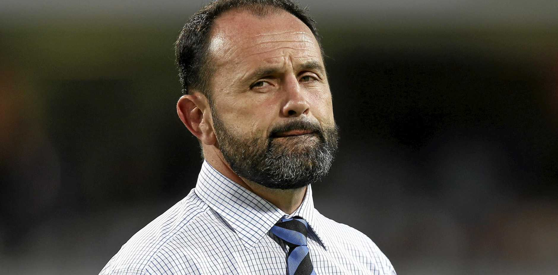 NOT NEEDED: Western Force coach Michael Foley has been sacked.