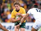KEY MAN: Michael Hooper says the Wallabies have learnt from last week's loss to England.