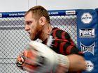"MAIN EVENT; Hervey Bay's MMA fighter Greg ""The Tarantula"" Atzori will fight Kieran ""The StoneCutter"" Joblin at BRACE41 tonight."