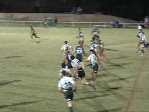 Michael Purcell scores five tries in BRL