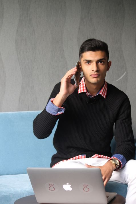 Logan student Taj Pabari is a 16-year-old technology genius who wants to put put one million electronic tablets into the hands of one million under-privileged children across the globe through his company Fiftysix.  The Brisbane teenager impressed 300 Queensland education professionals this week when he delivered an address  to Griffith University's Digital Technologies Summit on June 15
