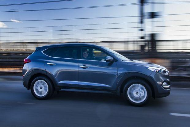 2016 Hyundai Tucson Elite. Photo: Contributed