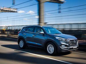 Hyundai Tucson Diesel Elite road test and review
