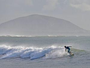 SURF ALERT: Far from promising forecast