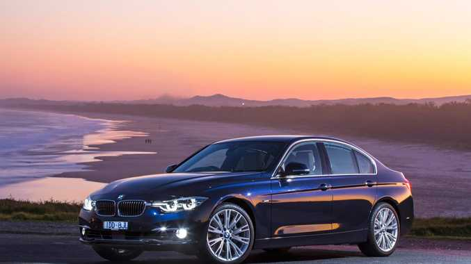 WHERE WERE THE GERMANS? BMW was the highest ranked premium brand in 10th, but was below the industry average.
