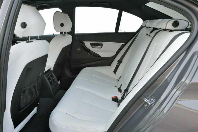2016 BMW 340i Sedan. Photo: Contributed.