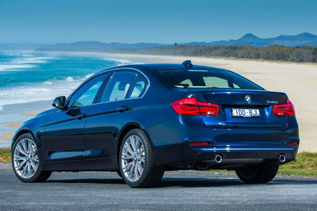 The power-packed BMW 340i.