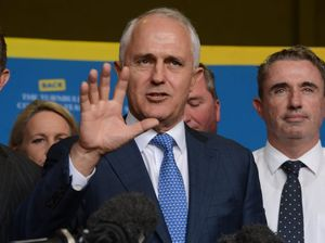 Major rebuff to Malcolm Turnbull as poll result hovers