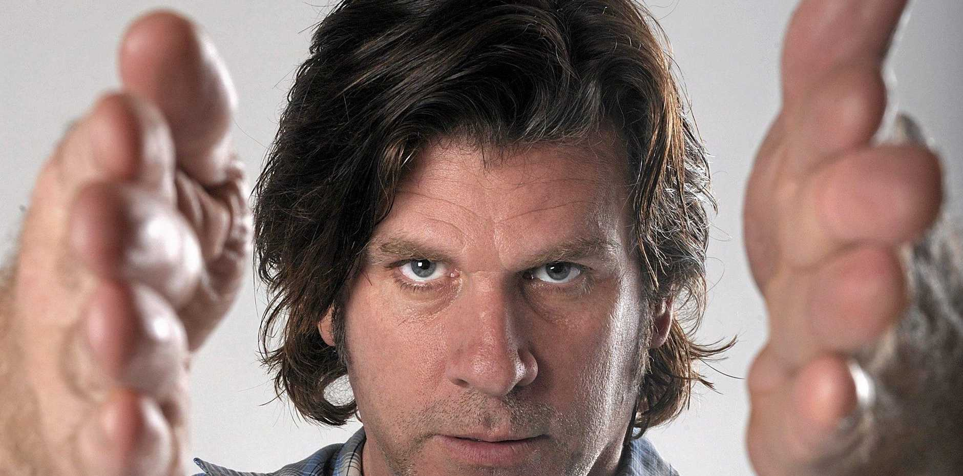Tex Perkins will be joining his songwriting partner Murray Paterson for a show at the Yamba Bowling Club.