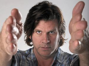Tex Perkins and Murray Paterson in concert at Yamba