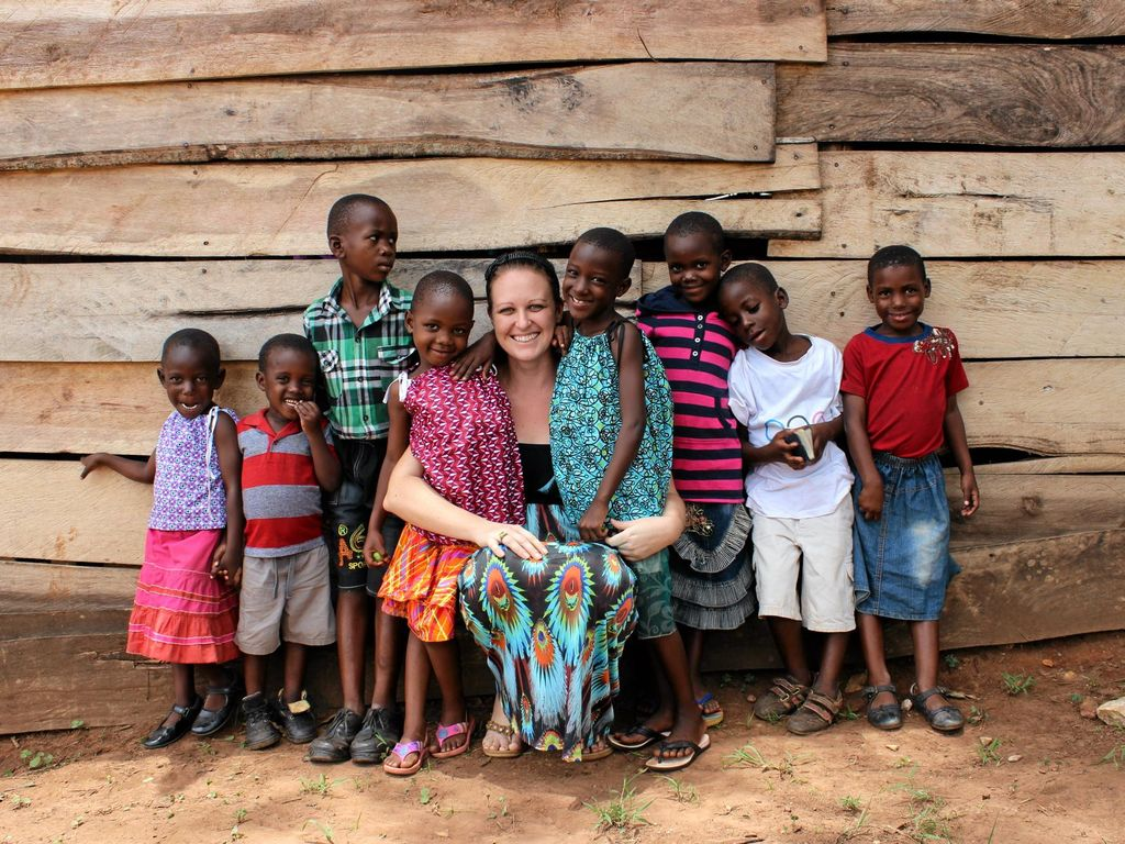 Schoolteacher Trishelle Grady bought a one-way ticket to Uganda to chase her dream of opening a charity and school for impoverished children called 100% Hope. She was taken hostage at gunpoint on her first day and has survived kidnapping attempts.