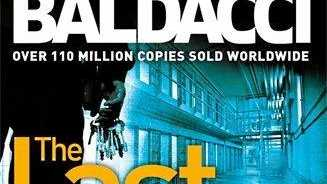 David Baldacci's new thriller The Last Mile.