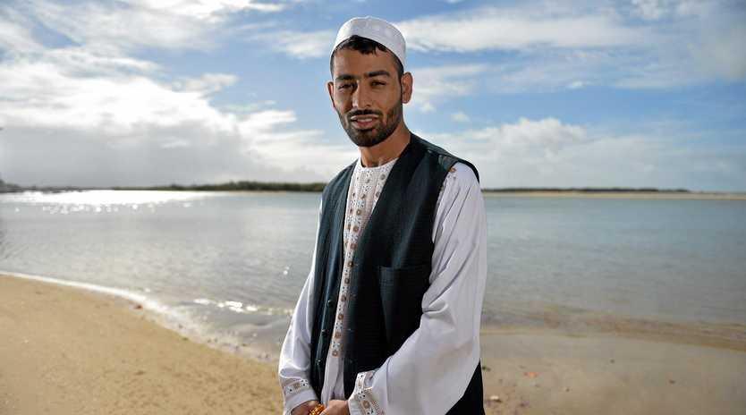 Sunshine Coast Muslim community member Abdul Malik is fasting for Ramadan.
