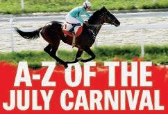 The Complete A to Z of the July Carnival