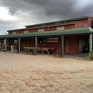 clydesdale steak barn casino menu