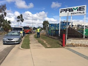 'Headaches' after 'gas leak' at Gladstone business