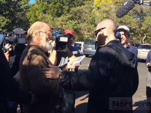 Malcolm Turnbull visit