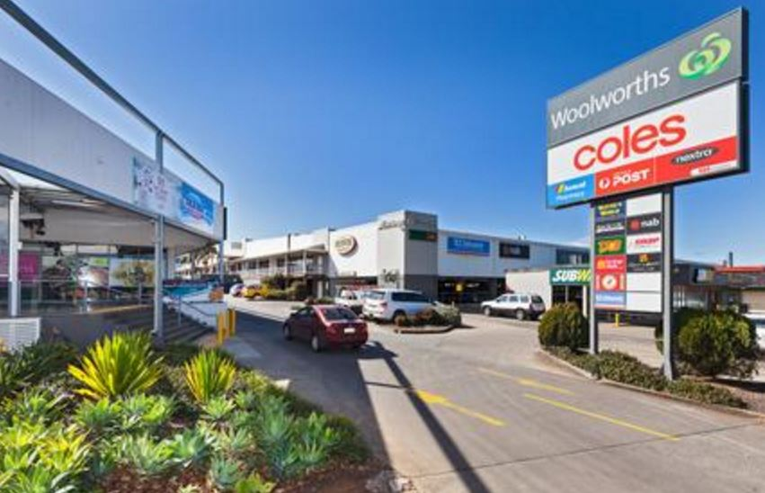 The Wilsonton Shopping Centre has gone into receivership.